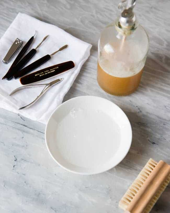 Salon-Worthy At Home Manicure | HelloGlow.co
