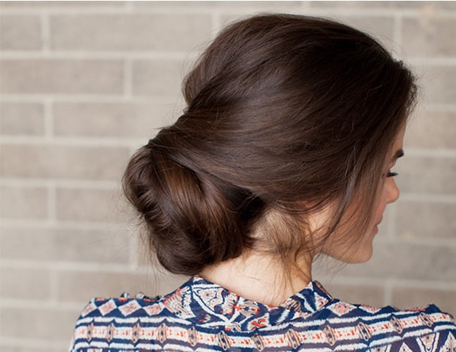 31 Cute & Easy holiday hair tutorials