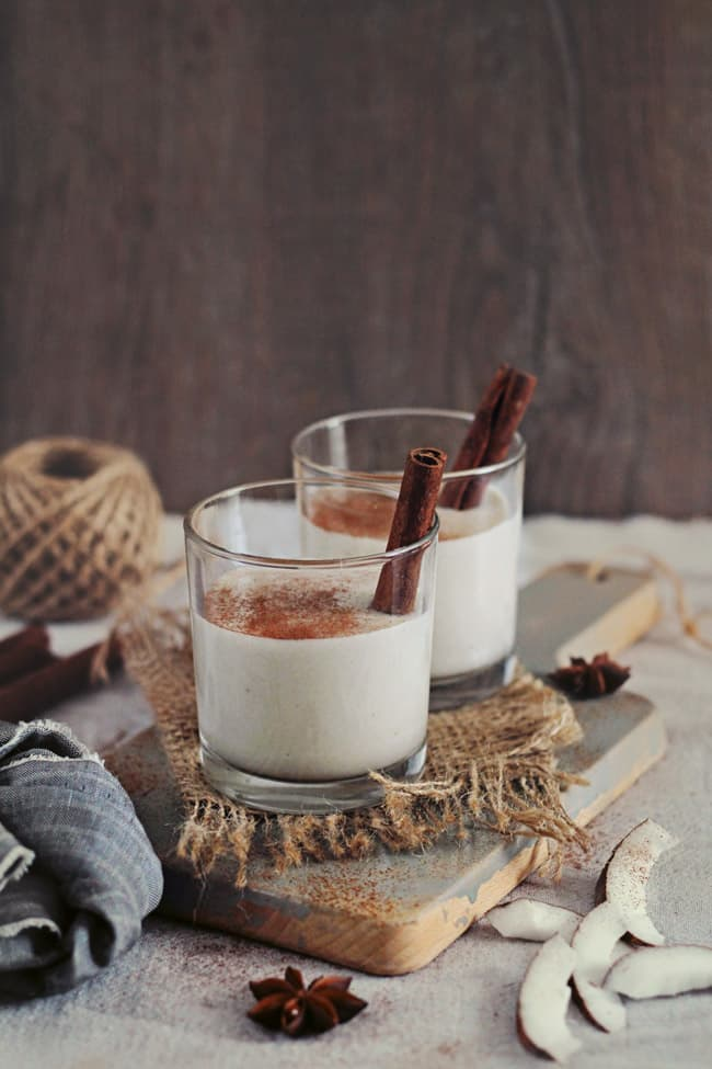 Coconut Nog Recipe | HelloGlow.co