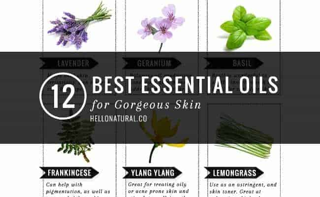 12 Best Essential Oils for Skin | HelloGlow.co