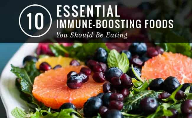 10 Immune Boosting Foods | HelloGlow.co
