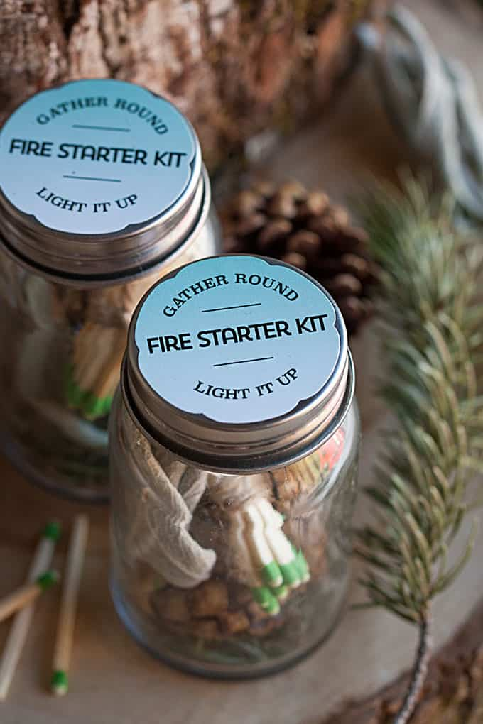 Fire Starter Kit | 7 Ways to Make a Firestarter | HelloGlow.co