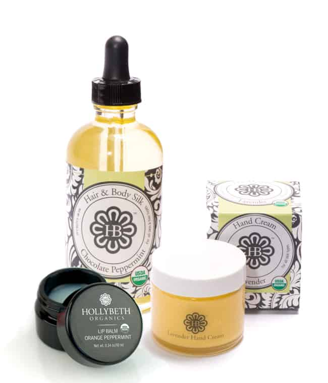 Holly Beth Organic Skincare Giveaway | HelloGlow
