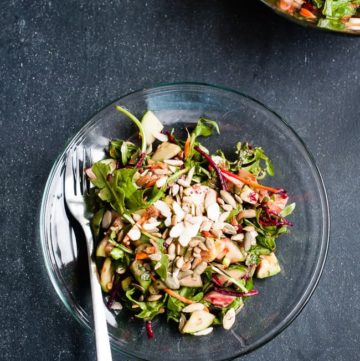 Salad for Beautiful Skin | 11 Detox Meals | HelloGlow.co