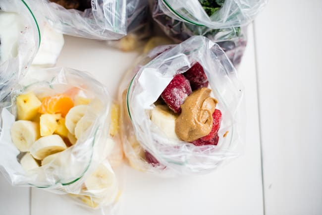 Beauty Smoothie Packs | 7-Day Beauty Detox