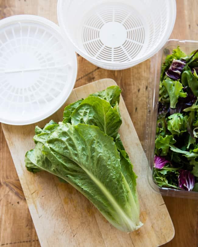 Cara Mengemas Salad Untuk Minggu ke-2