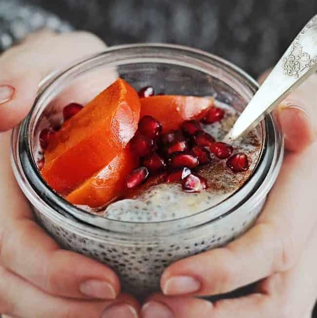 Warm Chia Seed Pudding | Mini 3-Day Detox | HelloGlow.co