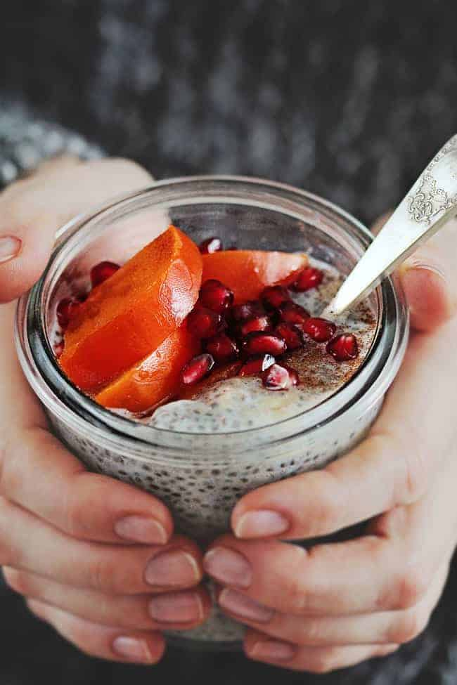 Warm Chia Seed Pudding | Mini 3-Day Detox | HelloGlow.co