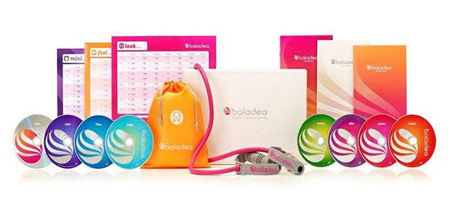 Baladea Fitness System Giveaway | HelloGlow.co