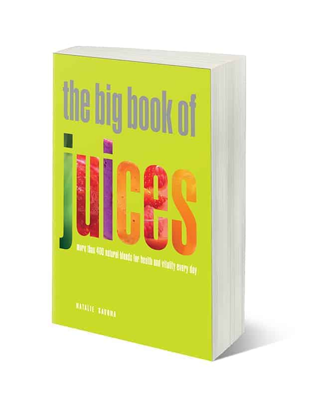 Juice Your Way To Healthy Book Pack Giveaway Hellonatural Co