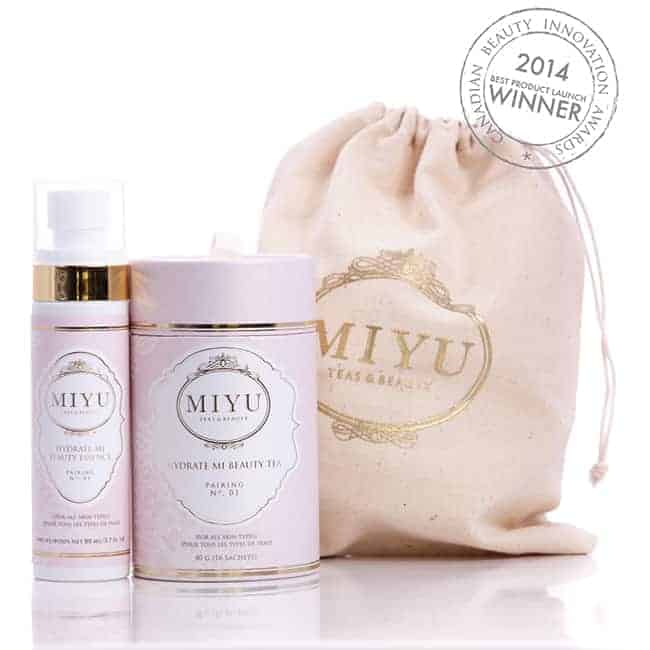 MIYU Beauty Tea Giveaway | HelloGlow.co