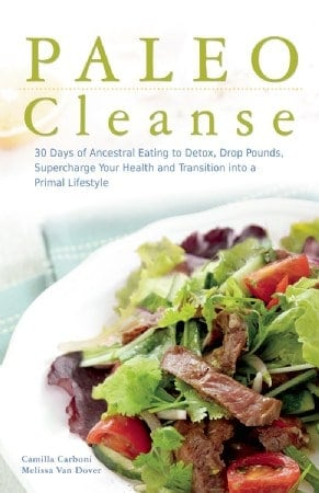 Paleo Cleanse Book Giveaway + Recipe Reprint | HelloGlow.co