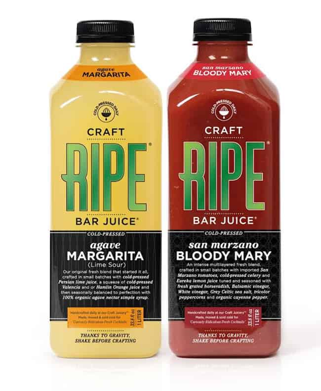 RIPE Cold Pressed Bar Juice Giveaway | HelloGlow.co