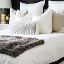 HOW TO: Style a Bed 3 Ways