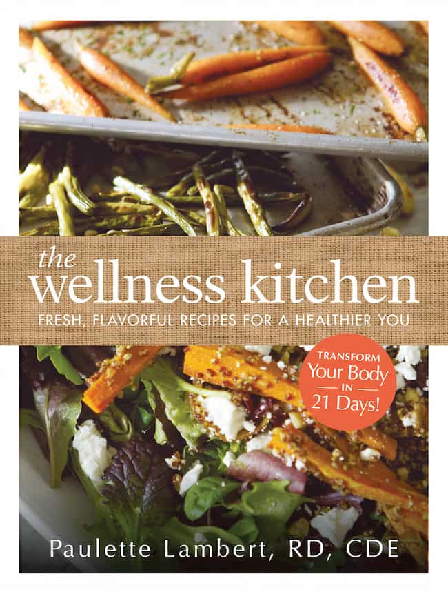 The Wellness Kitchen Cookbook