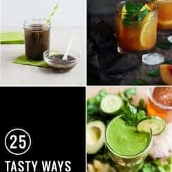 25 Tasty Ways To Up Your Green Tea Intake