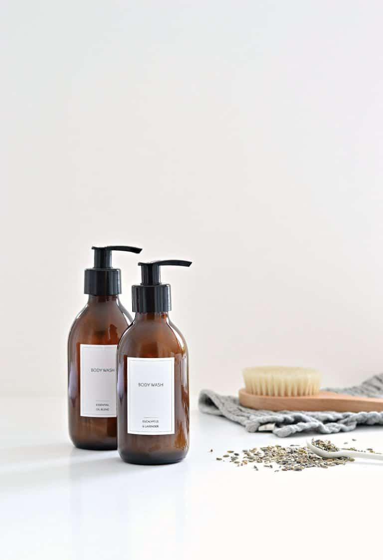 11 Homemade Body Wash Recipes
