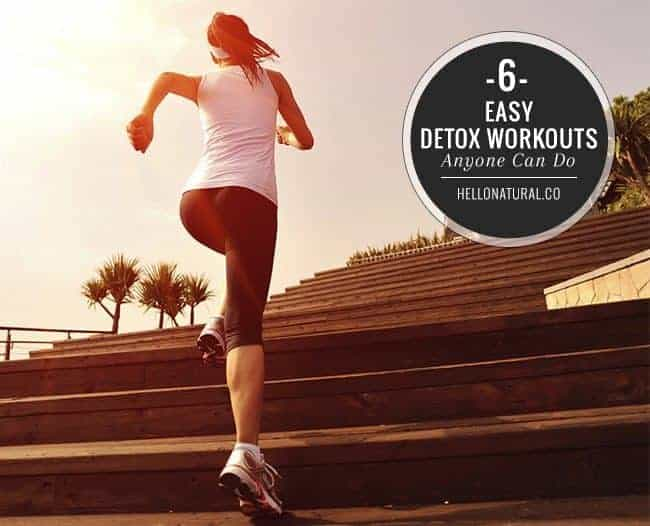 6 Detox Workouts
