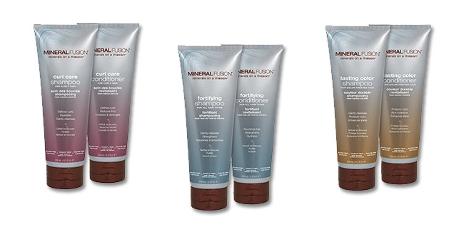Mineral Fusion Hair Products Giveaway | HelloGlow.co