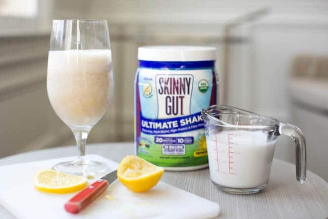 Skinny Kitchen Drinks Menu
