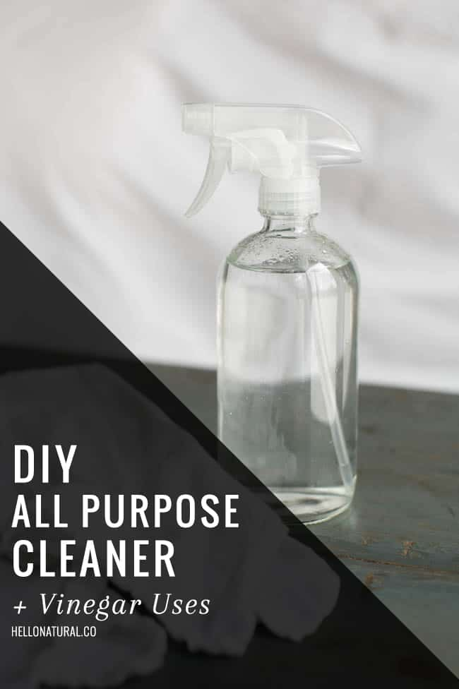 DIY: Better-Than-Bleach All-Purpose Cleaner (+ 11 Homemade