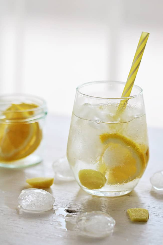 Digestive Aid Beauty Water   3 Infused Water Ideas