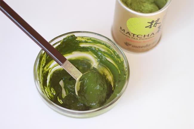 13 green tea beauty recipes