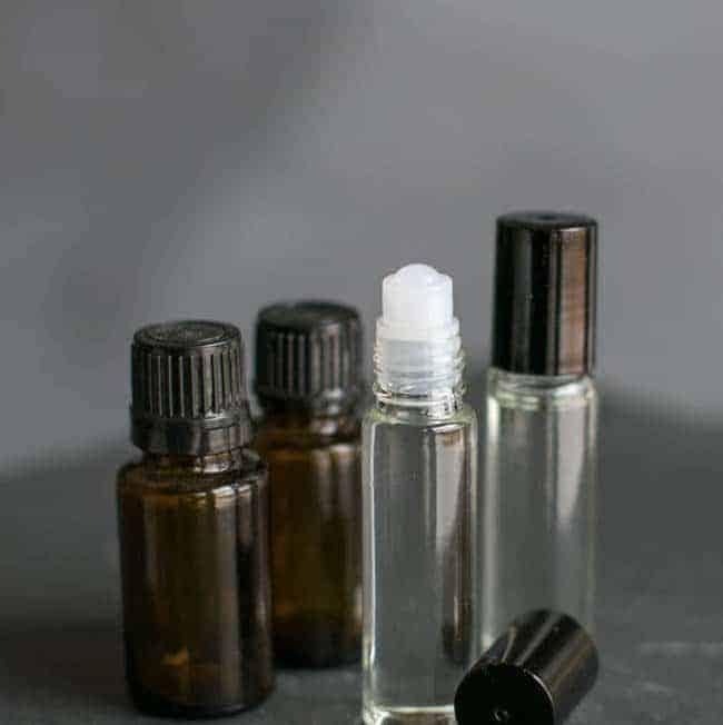 Watch DIY Vanilla Sandalwood Perfume Oil video