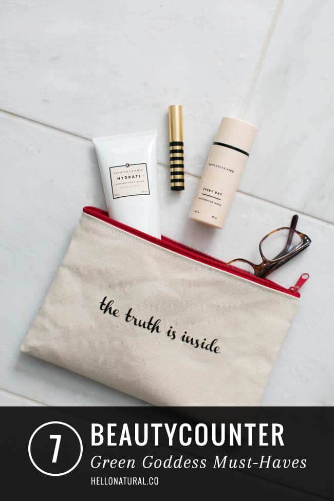 7 Beautycounter Must-Haves