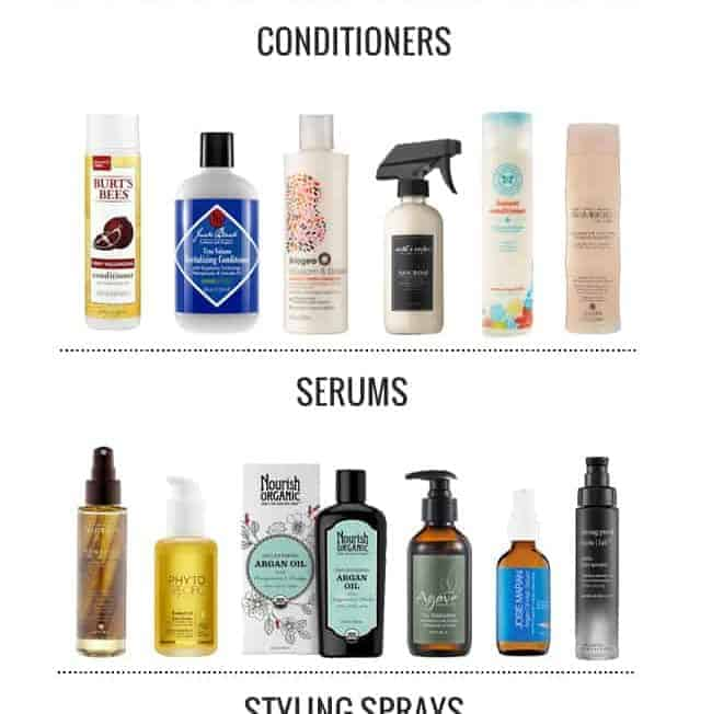 Best Natural Products for Healthy Hair