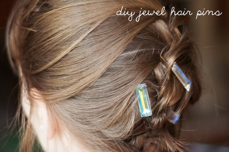 diy-jewel-hair-pins