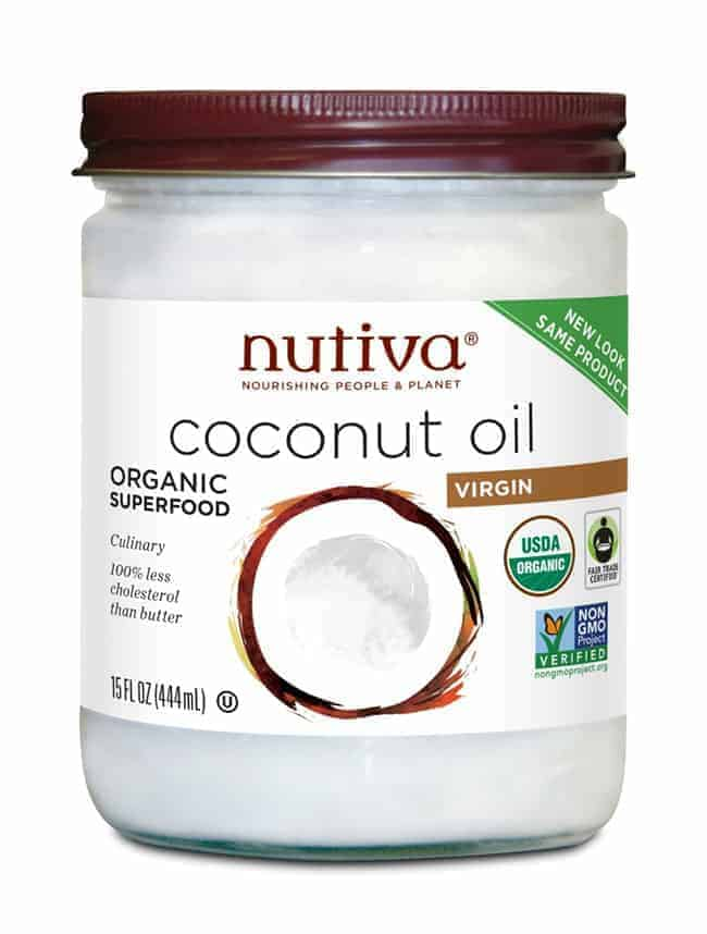 Nutiva Coconut Oil Giveaway | HelloGlow.co