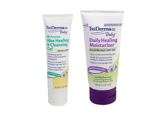 TriDerma Baby Care Line Giveaway | HelloGlow.co