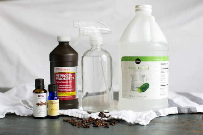 DIY All-Purpose Cleaner | 10 Uses for Hydrogen Peroxide