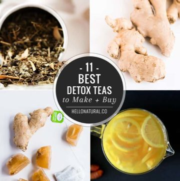 11 Best Detox Teas to Make and Buy