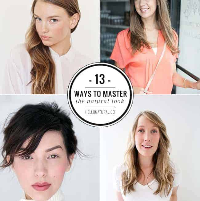 13 Natural Makeup Tutorials