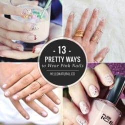 13 Pretty Ways to Wear Pink Nails