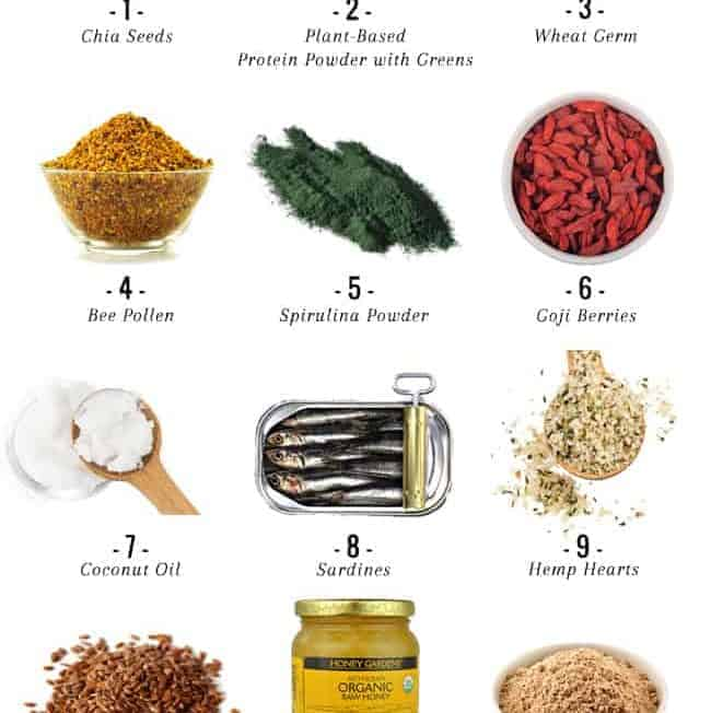 15 Superfoods To Add To Your Diet | HelloGlow.co