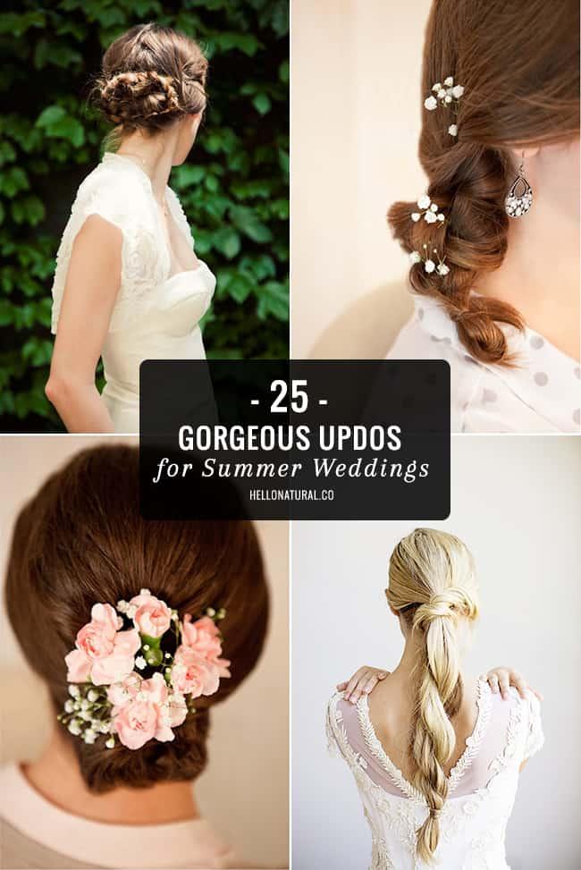 25 Wedding Updos