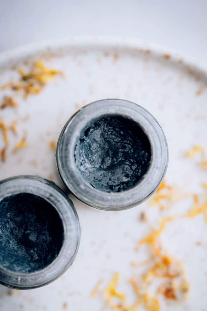 Activated charcoal black salve recipe
