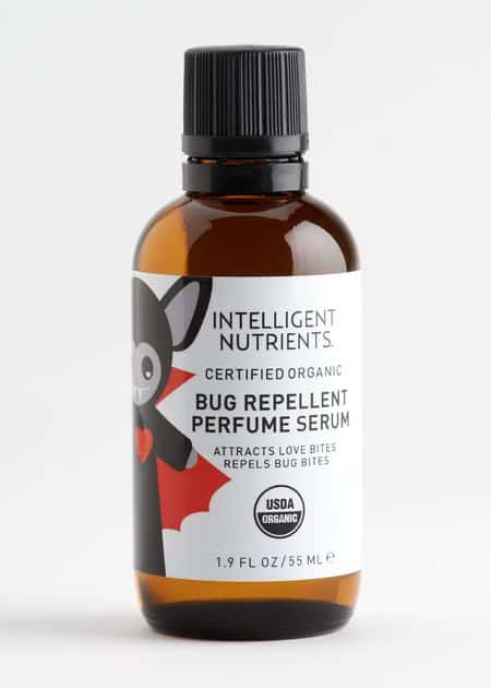 Intelligent Nutrients Organic Bug Repellent Serum