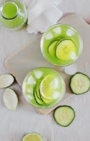Cucumber Lime Margarita