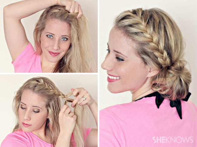 10 quick hairstyle tutorials for wet hair | Hello Glow