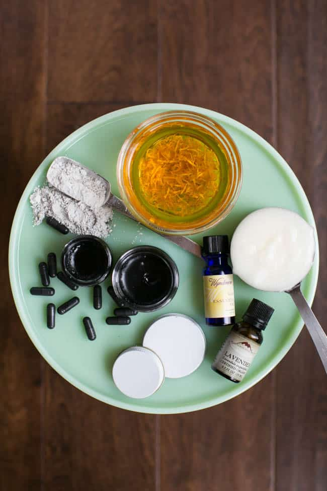 DIY: Activated Charcoal Salve | HelloGlow.co