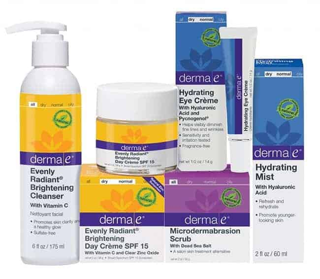 Derma|e Green Beauty Products - Earth Day Giveaway | HelloGlow.co