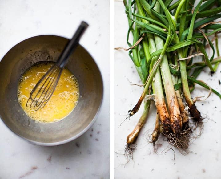 Spring Nettle Omelet Recipe