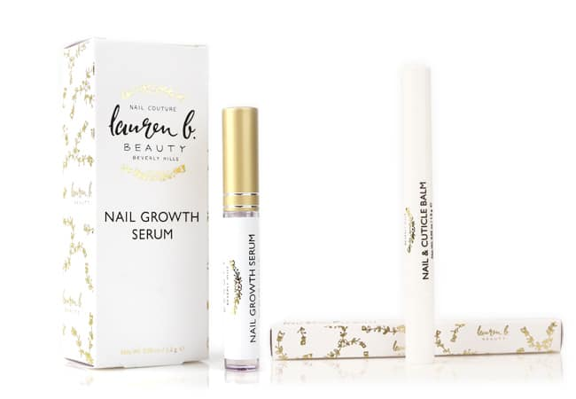 Lauren B. Beauty Nail Care Giveaway | HelloGlow.co