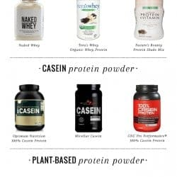A Guide to Protein Powder