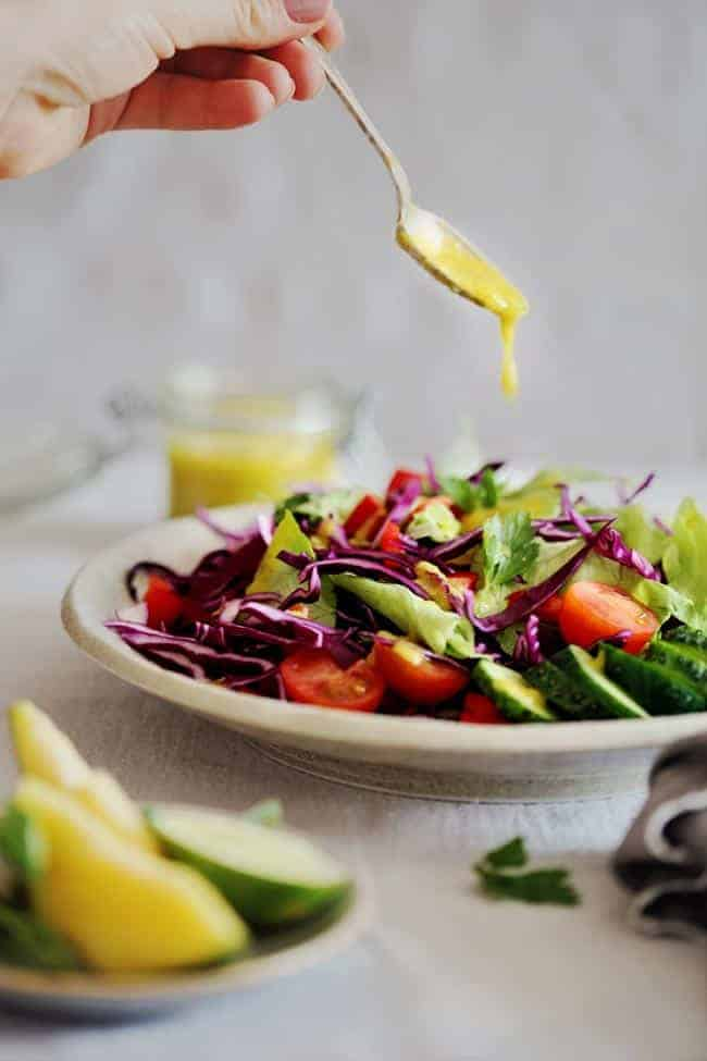 5 Tips for the Perfect Salad + Our No-Fail Salad Formula