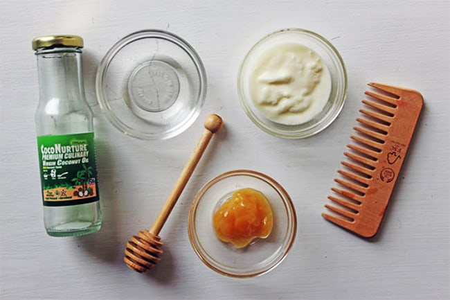 11 Homemade hair Masks